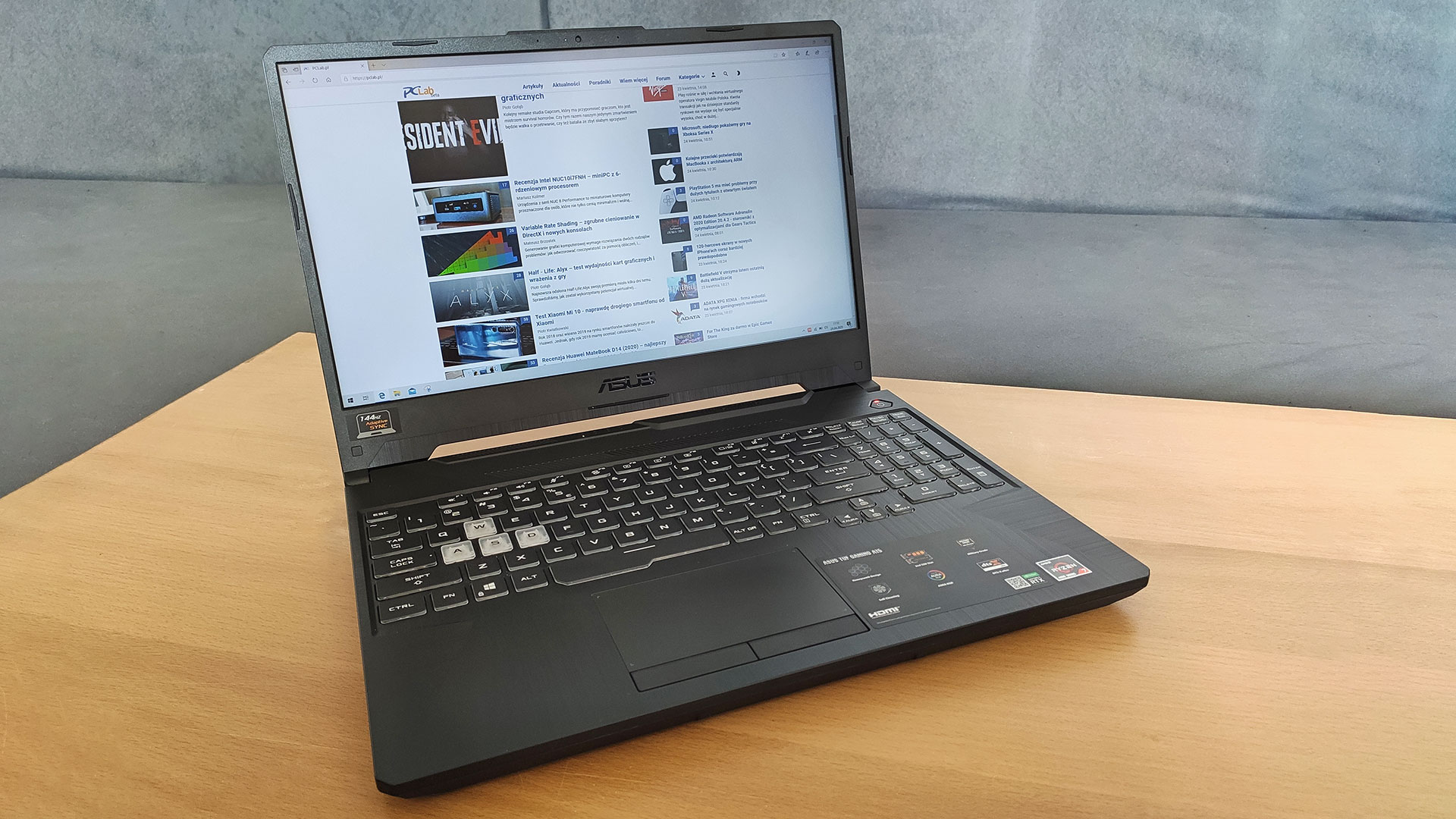 The most powerful gaming laptop