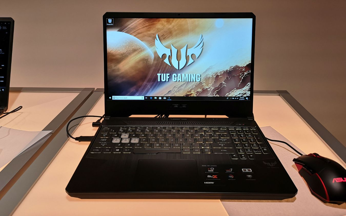 The lightest gaming laptop