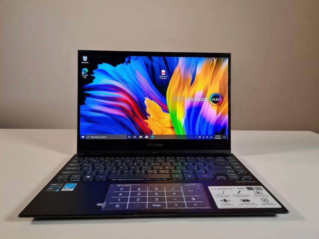 ASUS ZenBook Flip 13 OLED Ultra Slim