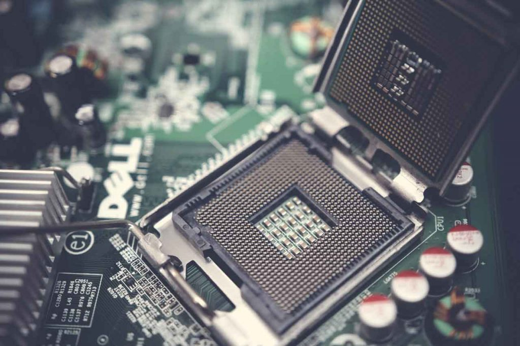 Step 5 — Installing a CPU in a socket
