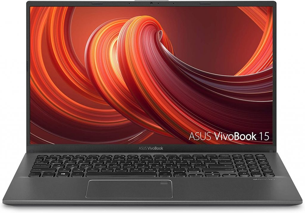 Asus VivoBook 15  — The Best Screen With Thin Bezels